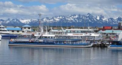 Visit Ushuaia Harbor, Tour Boats