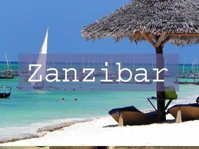 Zanzibar Title Page