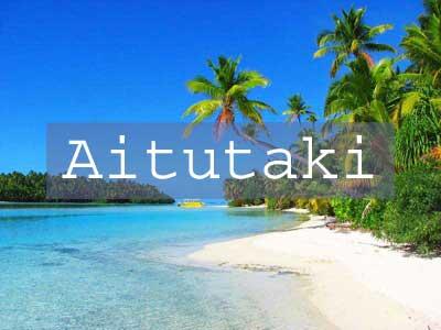 Visit Aitutaki