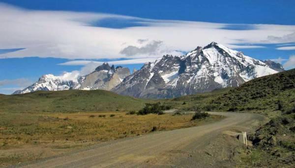 Almirante Nieto Mountain, Visit Torres del Paine