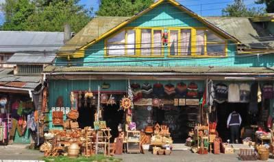 Angelmo- Market Area, Visit Puerto Montt Harbor