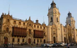 Archbishop's Palace and Cathedral, Visit Lima