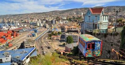 Ascensor Artillera Funicular, Visit Valparaiso