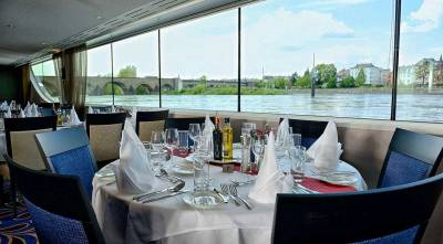 Dining Room, Avalon Waterways