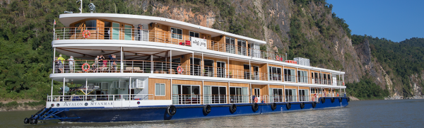 Avalon Myanmar, Avalon Waterways