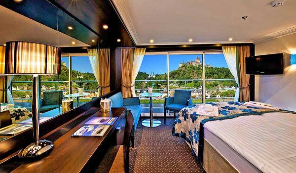 Panorama Suite, Avalon Waterways
