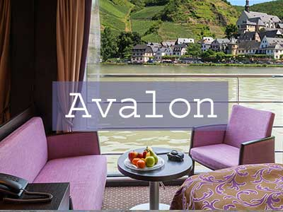 Avalon Waterways Title Page