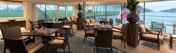 Avalon Tranquillity Lounge, Avalon Waterways