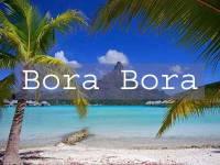 Bora Bora Title Page