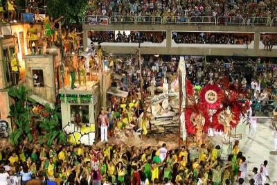 Carnaval Sambadrome, Visit Rio de Janeiro