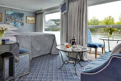SS Catherine, Suite, Uniworld River Cruises