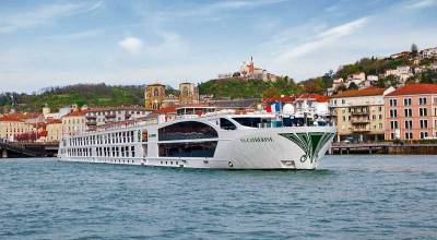 SS Catherine, Uniworld River Cruises