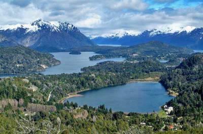 Cerro Campanario View, Visit Bariloche