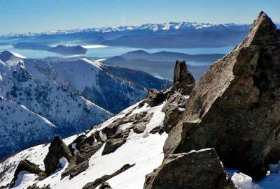Cerro Catedral, Nahual Huapi Lake, Visit Bariloche