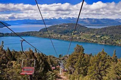 Chair Lift, Visit Bariloche