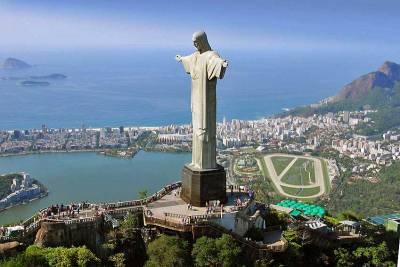 Christ the Redeemer, Visit Rio de Janeiro