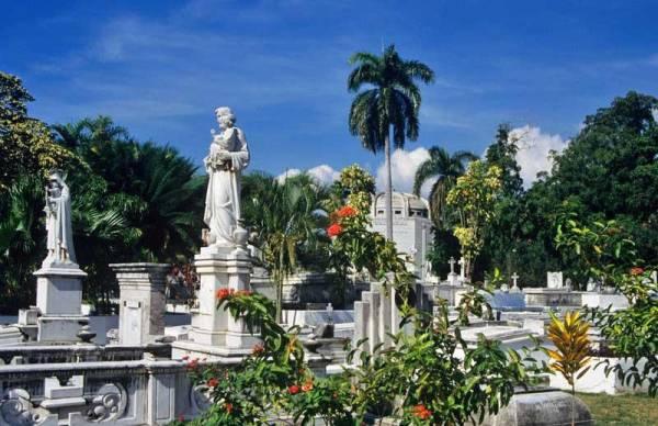 Colon (Columbus) Cemetery, Havana, Visit Cuba