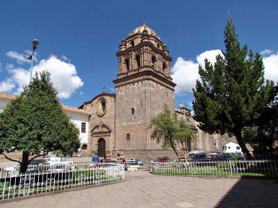 Convent of Santo Domingo, Visit Cusco