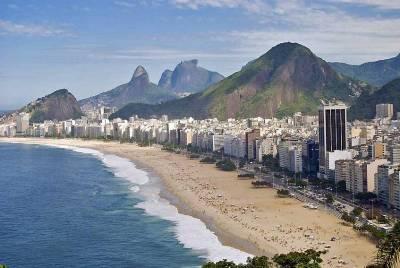 Copacabana Beach, Visit Rio de Janeiro