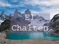 El Chaltén Title Page