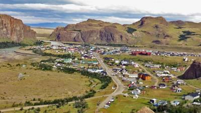 Visit El Chaltén Town Site, Patagonia