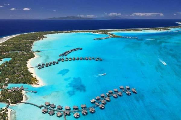 Four Seasons & St Regis, Visit Bora Bora Lagoon