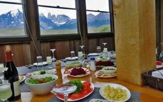 G Adventures Camp, Hiking Torres del Paine W Circuit Trek