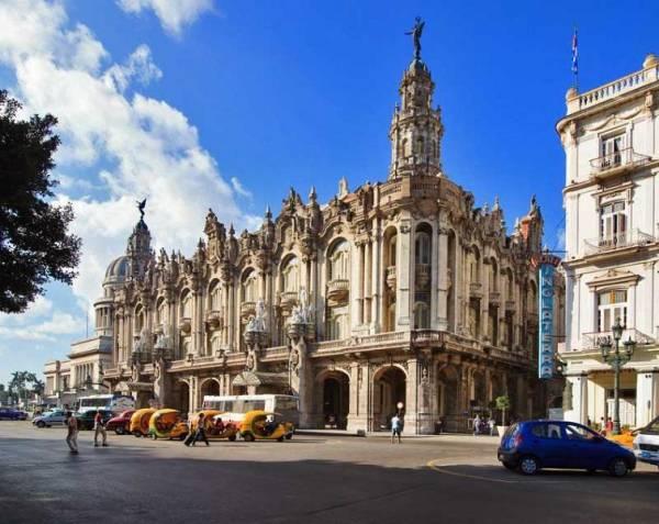 Grand Theater, Havana, Visit Cuba