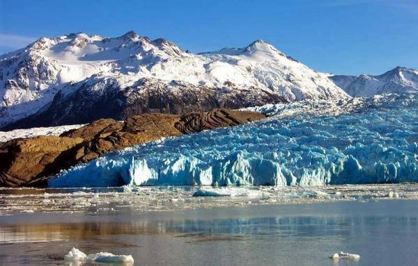 Grey Glacier, Lago Grey, Visit Torres del Paine