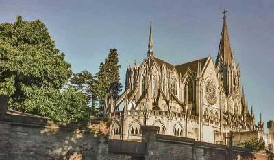 Iglesia de las Carmelitas Church, Visit Montevideo