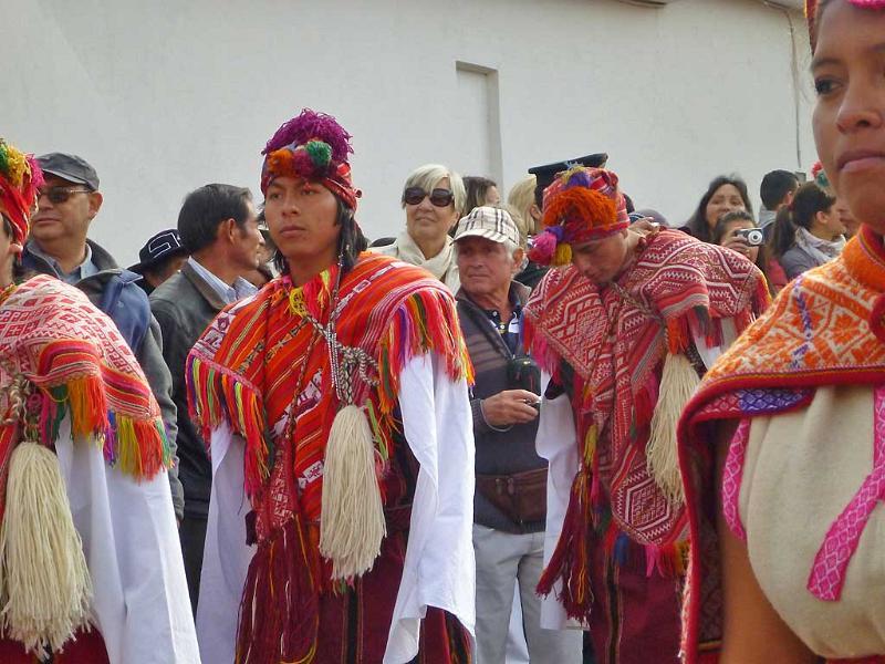 Inti Raymi Festival Performers