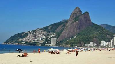 Ipanema- Beach, Vidigal Favela, Visit Rio de Janeiro
