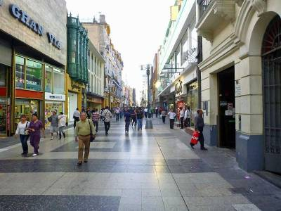 Jiron de la Union Pedestrian Street, Visit Lima