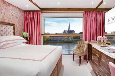 SS Joie de Vivre, Statemroom, Uniworld River Cruises