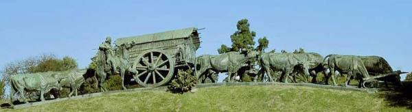 La Carreta Monument, Visit Montevideo