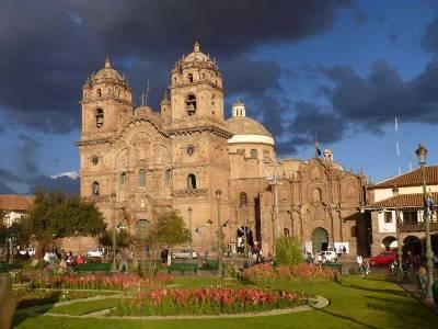 la Compania de Jesus, Plaza de Armas, Visit Cusco