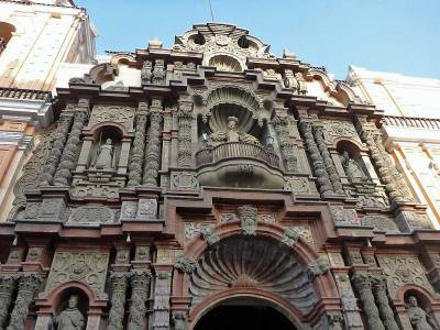 La Merced Church, Visit Lima
