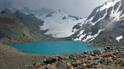 Laguna de los Tres, Hiking El Chalten