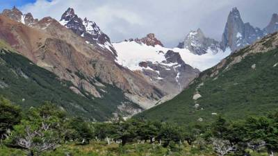 Laguna de los Tres Trail, Hiking El Chalten