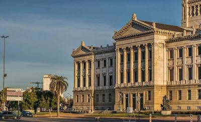 Legislative Palace, Visit Montevideo