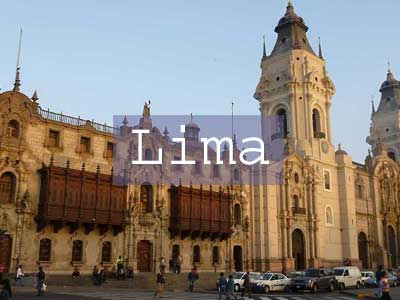 Lima Title Page