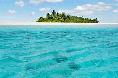 Maina Island, Visit Aitutaki, Cook Islands