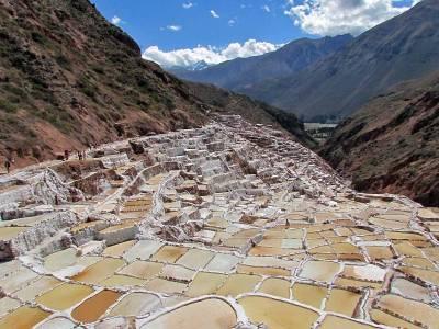 Maras Salt Mines, Peru, Maras Moray Day Trip