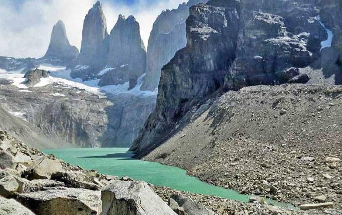 Mirador Las Torres, Hiking Torres del Paine