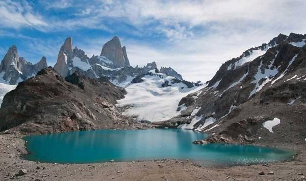 Mount Fitz Roy, Laguna de los Tres, Visit El Chaltén