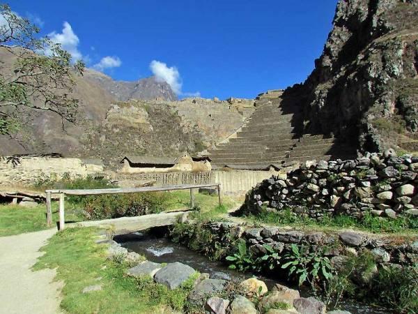 Ollantaytambo Visit Inca Ruins
