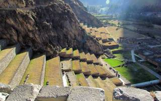 Ollantaytambo Inca Terraces