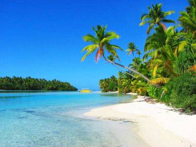 One Foot Island Cruise, Visit Aitutaki, Cook Islands