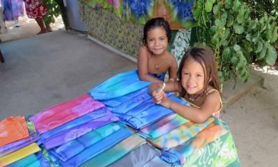 Pareos, Sarongs for Sale, Bora Bora Shore Excursions