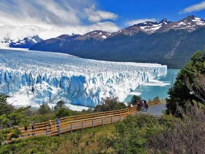 Perito Moreno Glacier Viewpoint Walkway, Perito Moreno Glacier Tour